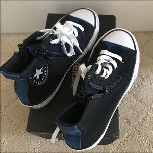Kid size 12 Converse